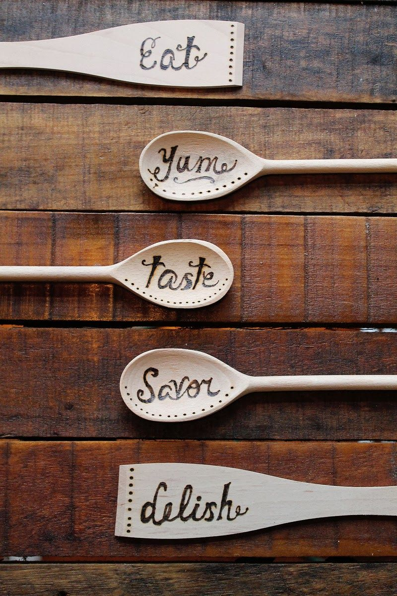 How to wood burned spoons wood burning iron and woods how to wood burned spoons spiritdancerdesigns Gallery