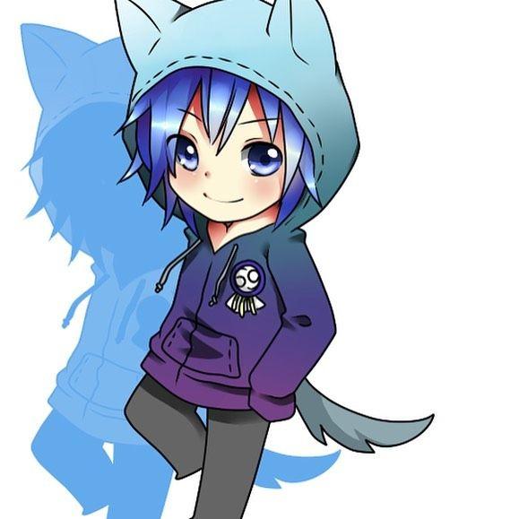 Anime Chibi Boys Chibi Boy Cute Anime Chibi Anime Furry