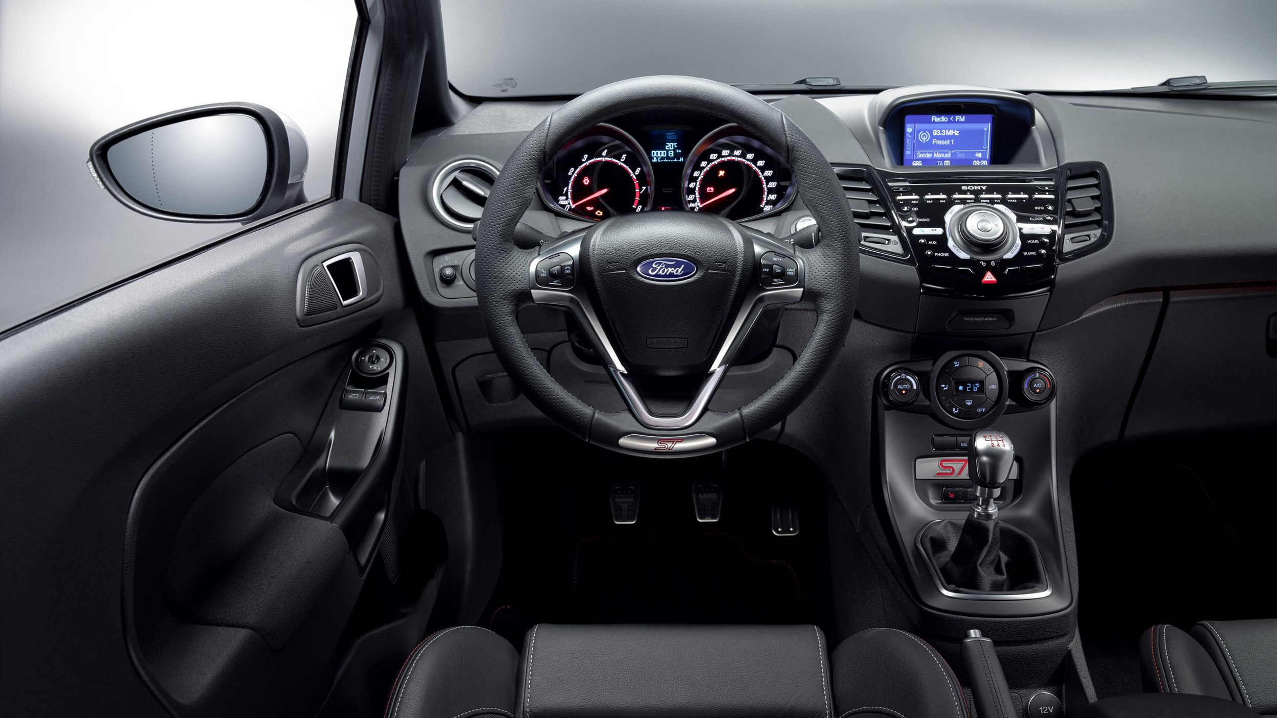 Ford fiesta st200 adds more spice to a great hot hatch