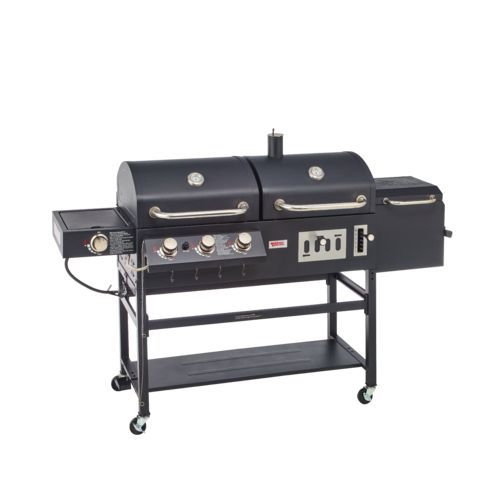 Outdoor Gourmet Pro Triton Classic Gas Charcoal Grill And Smoker Box View Number 1 Gas Grill Best Charcoal Grill Best Gas Grills