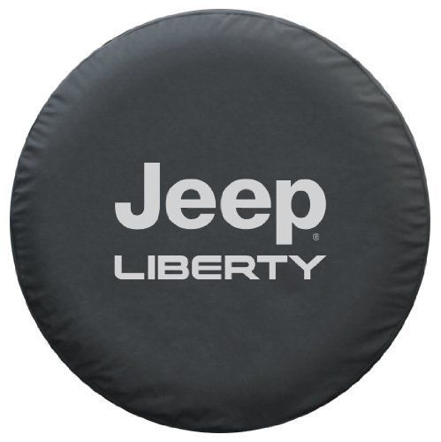 New Jeep Liberty Spare Tire Cover Premium Exact Covers Black