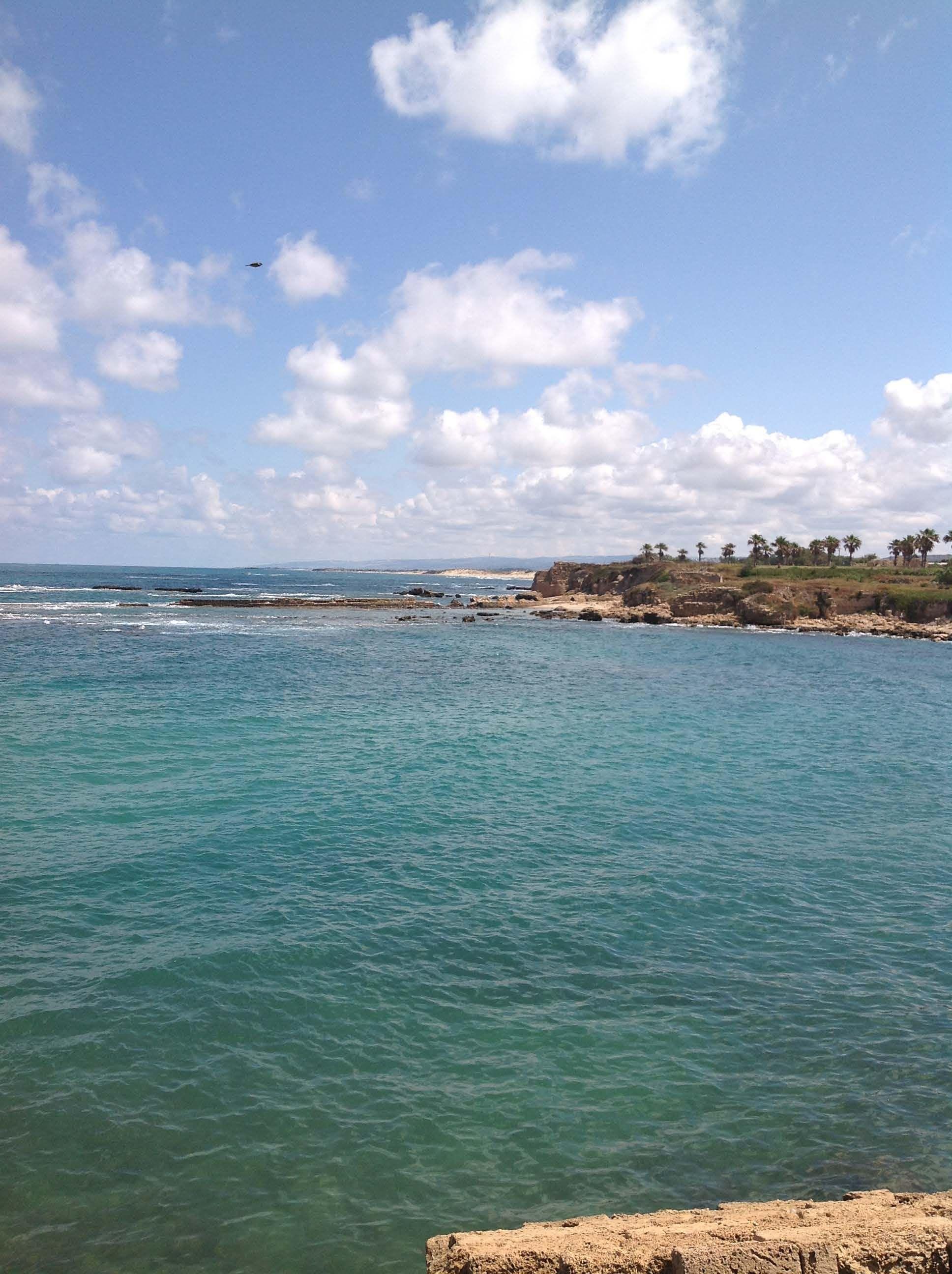 143. The Harbor of Caesarea