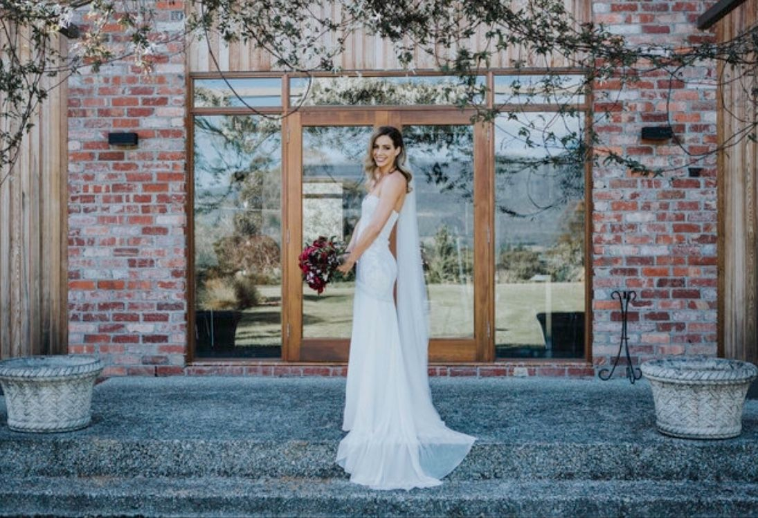 KWH Bride Sophia | The Florence gown | Photographed by Cassie ...