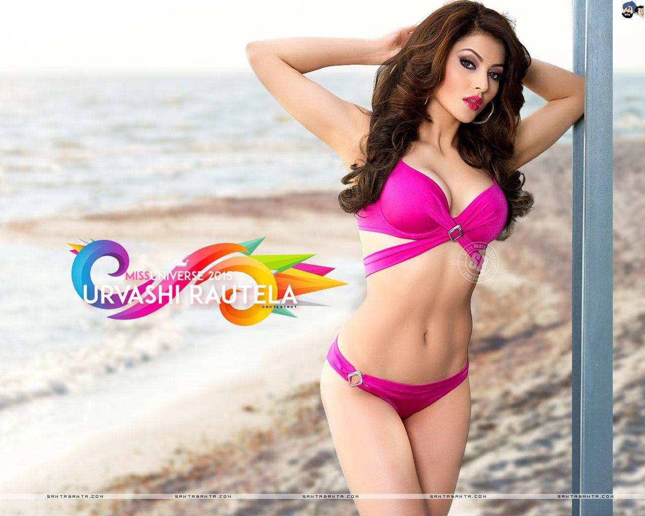2019 Hd Wallpaper Bollywood Actress In Bikini: Urvashi Rautela HD Wallpapers