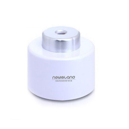 SAVE $8 - #Newisland Mini Portable USB Bottle Cap Air Humidifier for Office Home (White) $17.99