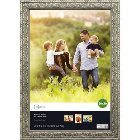 Mainstays 20x30 Gold Poster Frame Walmart Com Gold Poster