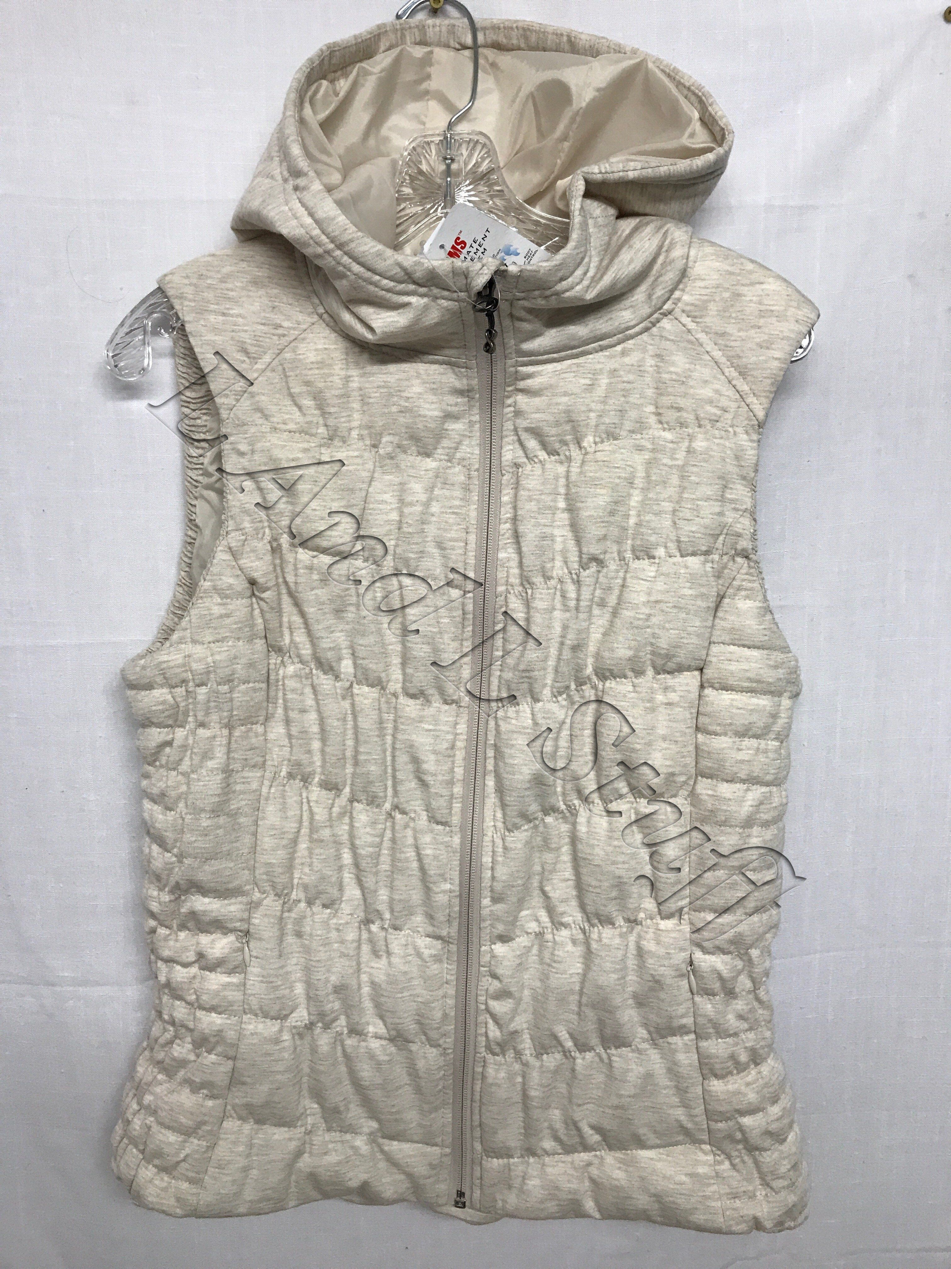 oat quilt u outerwear coats puffer smooth fabricated from polo assn c p vest women quilted womens s polyester eckwgha clothing