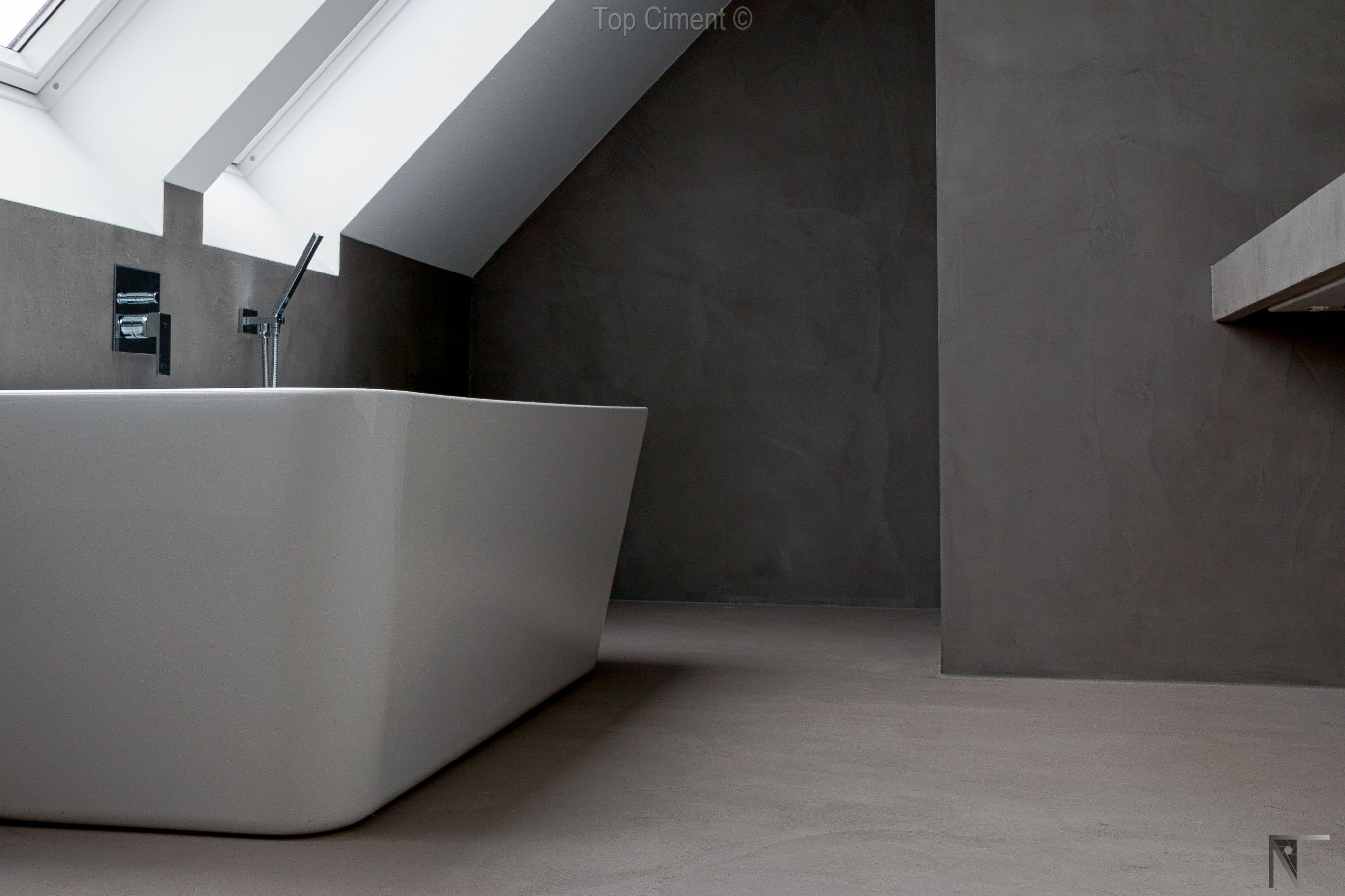 Bad Fugenlose Mit Microcement Fugenloses Bad Bader Duschen Bad