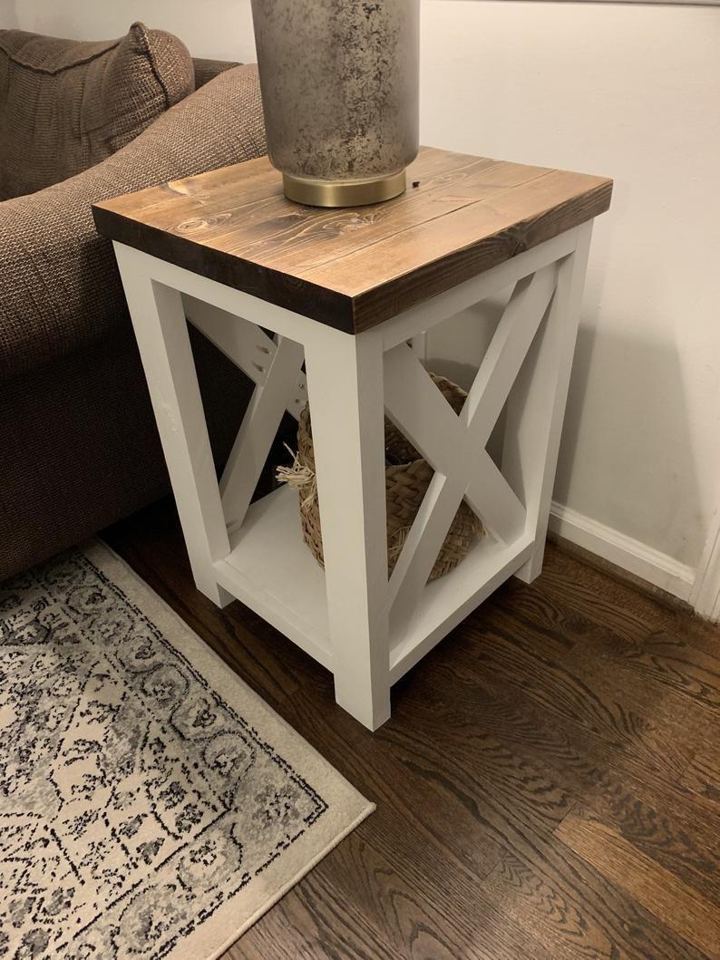 24++ Small farmhouse side table ideas