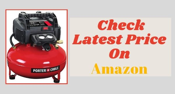 Porter Cable Air Compressor Reviews 2020 in 2020 Air