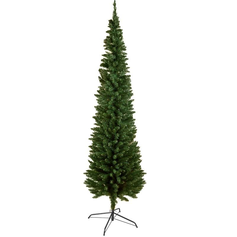 Dobbies - Artificial Christmas Trees Ness Pencil Tree, 2m