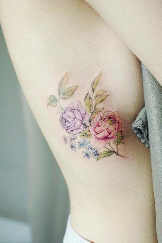 Photo of 51 wunderschöne aussehende Aquarell Tattoo Ideen
