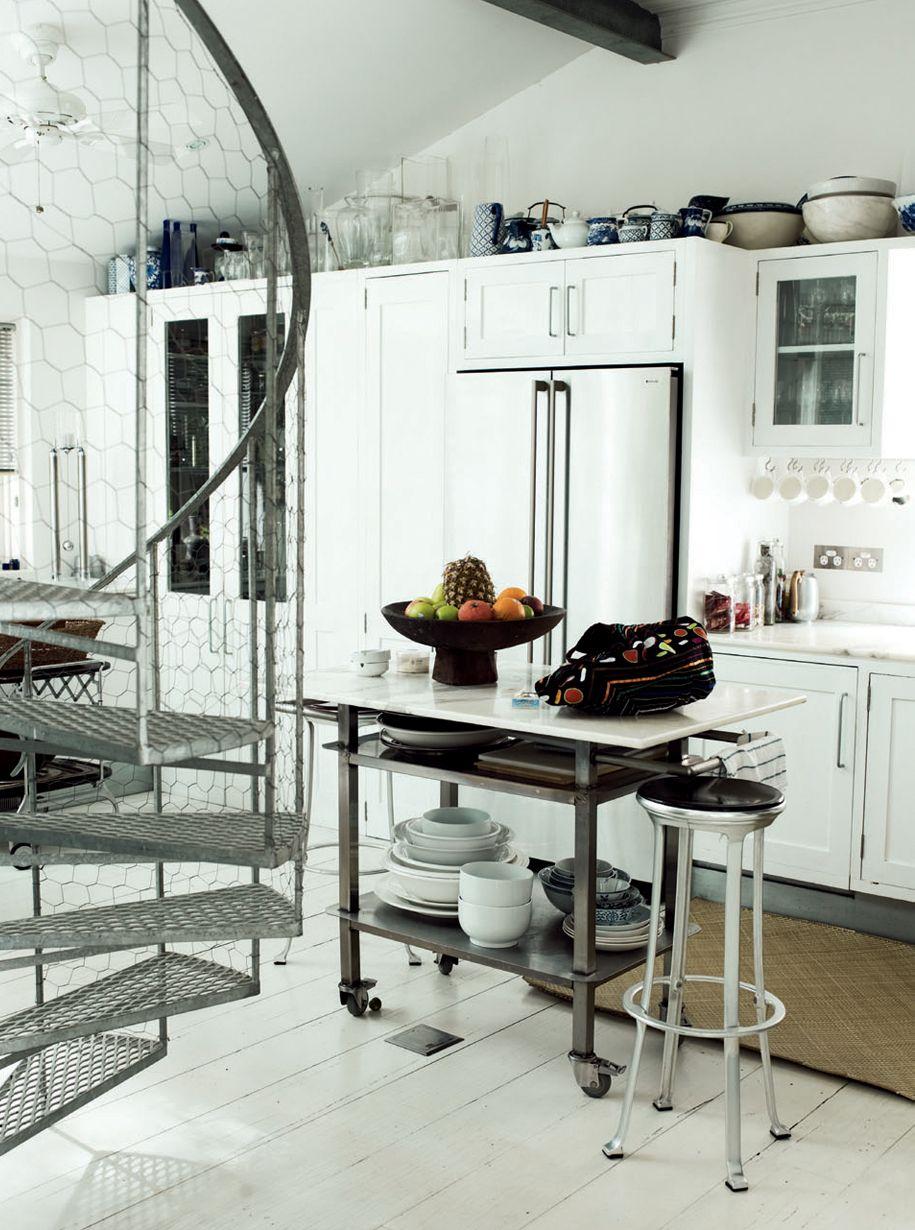 Wendy Whiteley\'s home | Kitchens | Pinterest | Gardens, Public ...