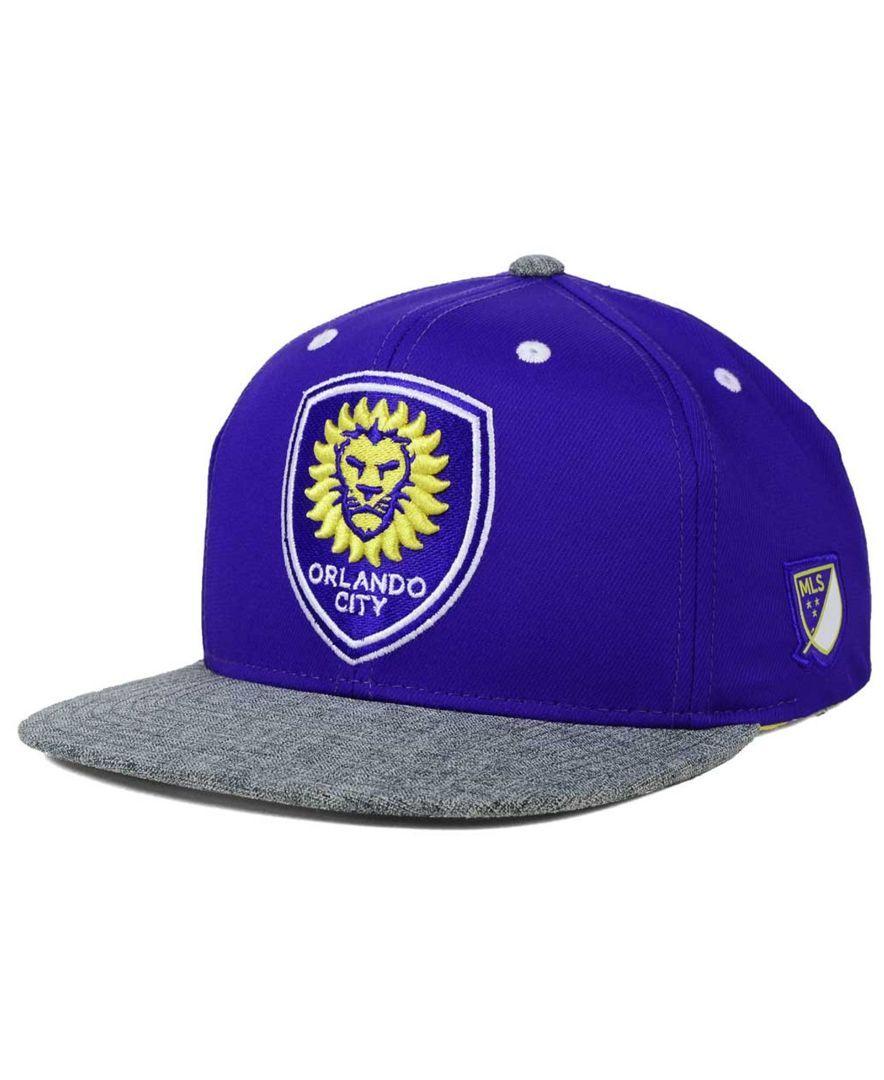 79b10cd9c93 adidas Orlando City Sc Team Snapback Cap