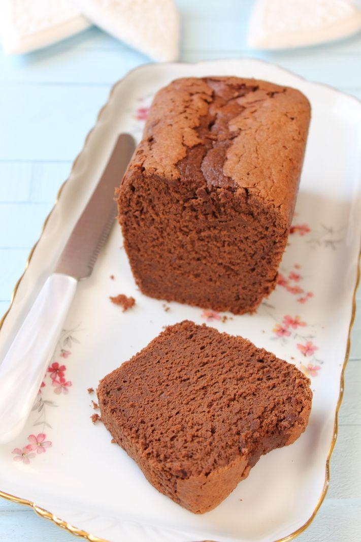 Gâteau au Chocolat Sans Beurre | Gateau chocolat sans ...