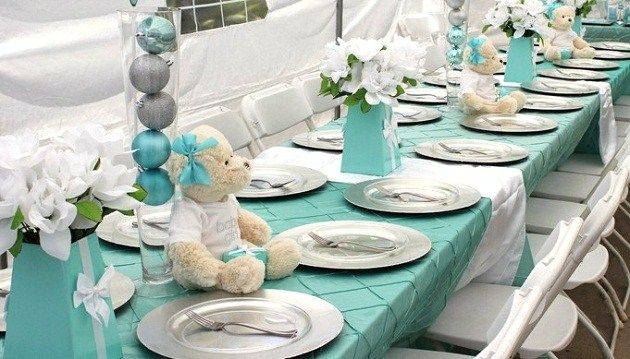 25 Springtime Baby Shower Themes For Girls Tiffany Blue Tiffany