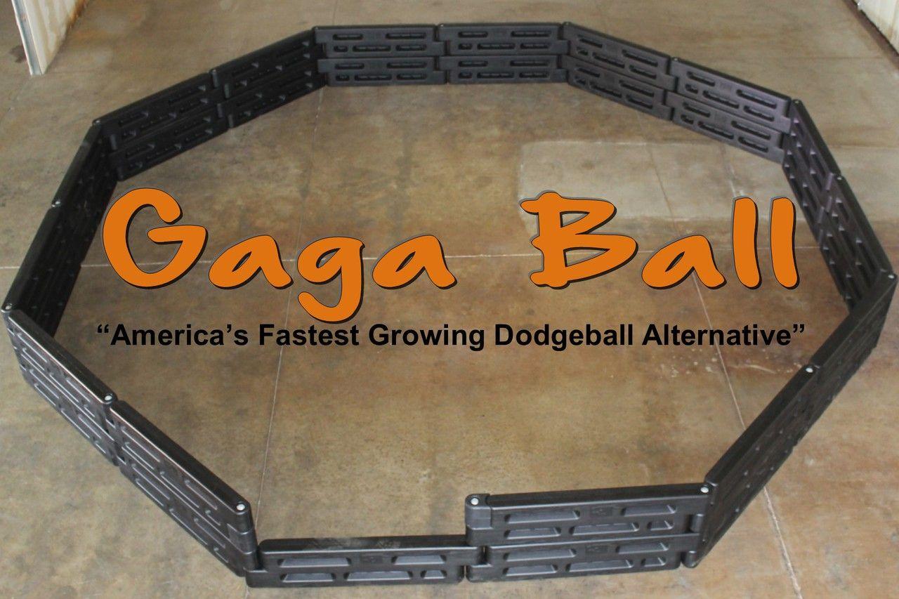 how to play gaga ball