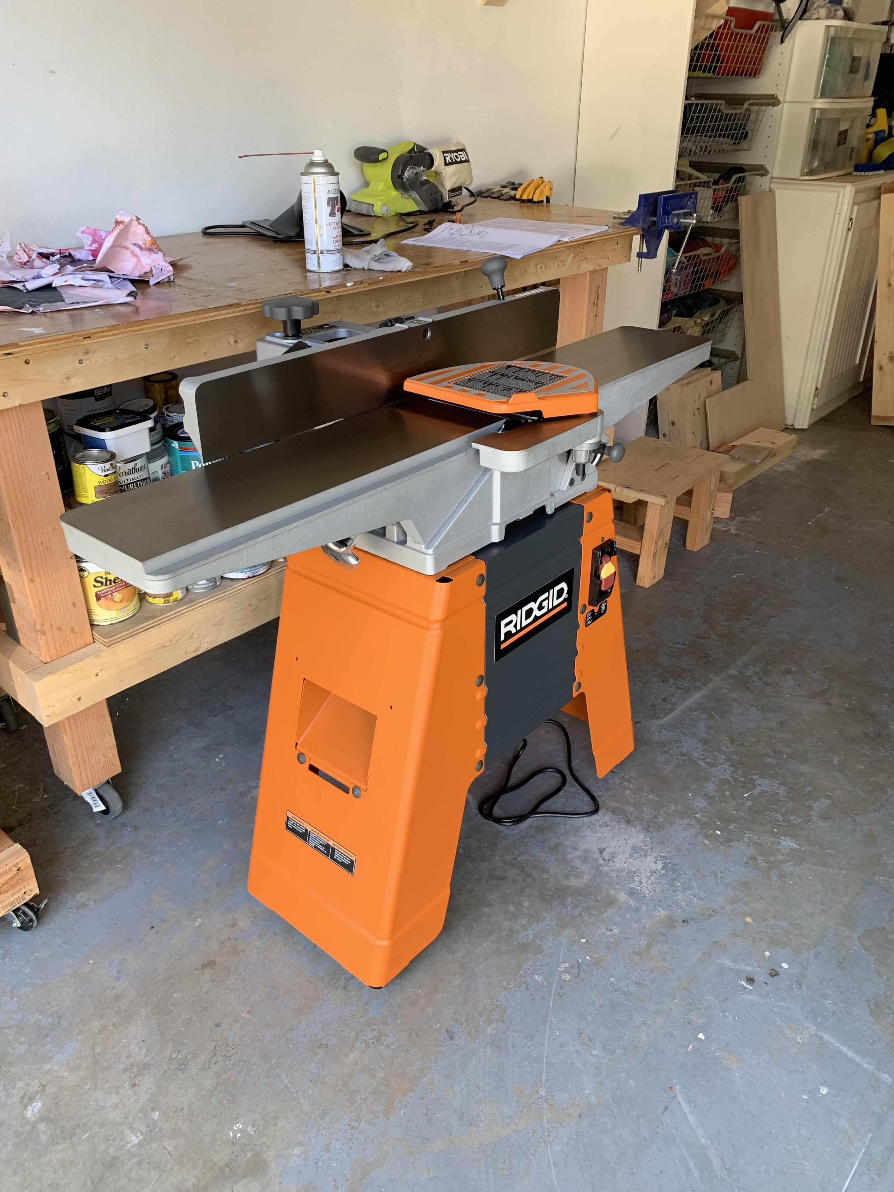 Pin by Tom Hasil on jointer (With images) Woodworking