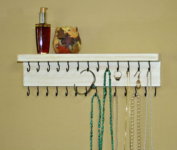 Jewelry Holder Wall Wall Hanging Jewelry Organizer Jewellery