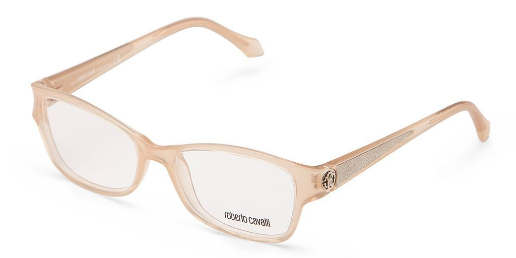 639d0a5f630b Roberto Cavalli RC0759 Eyeglasses in Pink Nude Color