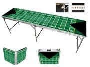 114.99 Football Tailgate Beer Pong Table, Manufactured with superior quality by Red Cup Pong. These beer pong tables and products are the most durable in the industry. Each table features an easy to clean s...