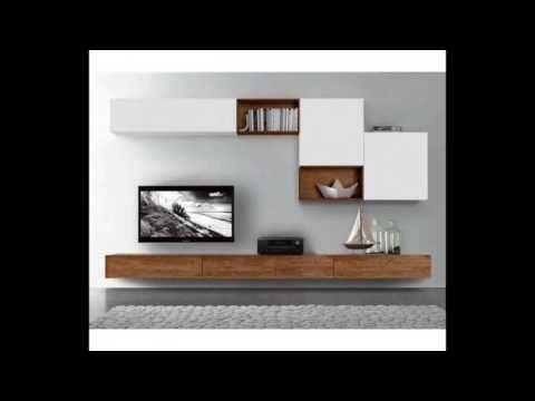 Ahorrar espacio con muebles innovadores - YouTube | Muebles de tv ...