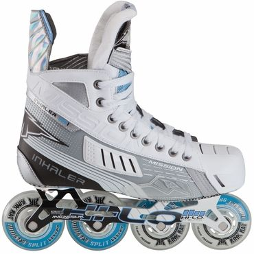 Mission Inhaler AC1 Inline Hockey Skates - Senior | Mission