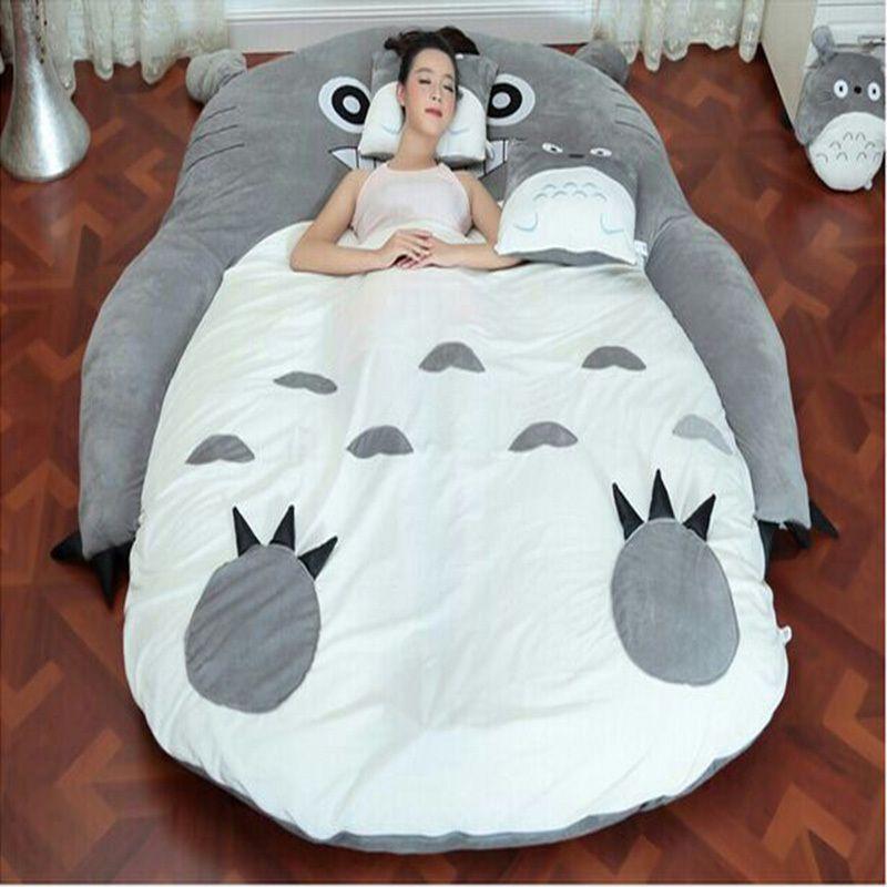 CAMA FORMA PELUCHES GIGANTES ANIMALES : cama almohadas ...