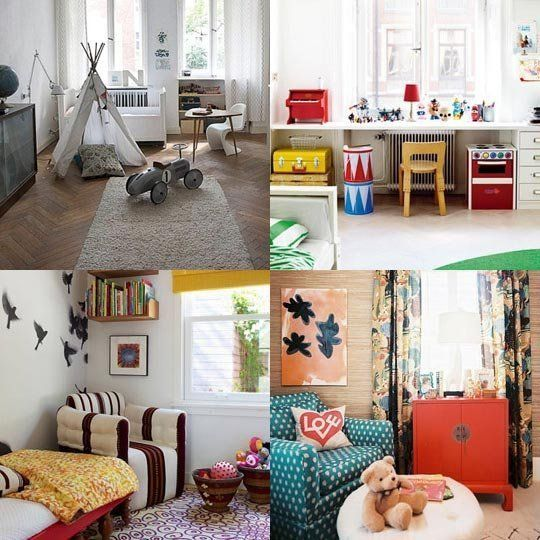 Gender Neutral Kids Room Ideas: Color Tips For Gender Neutral Children's Decor