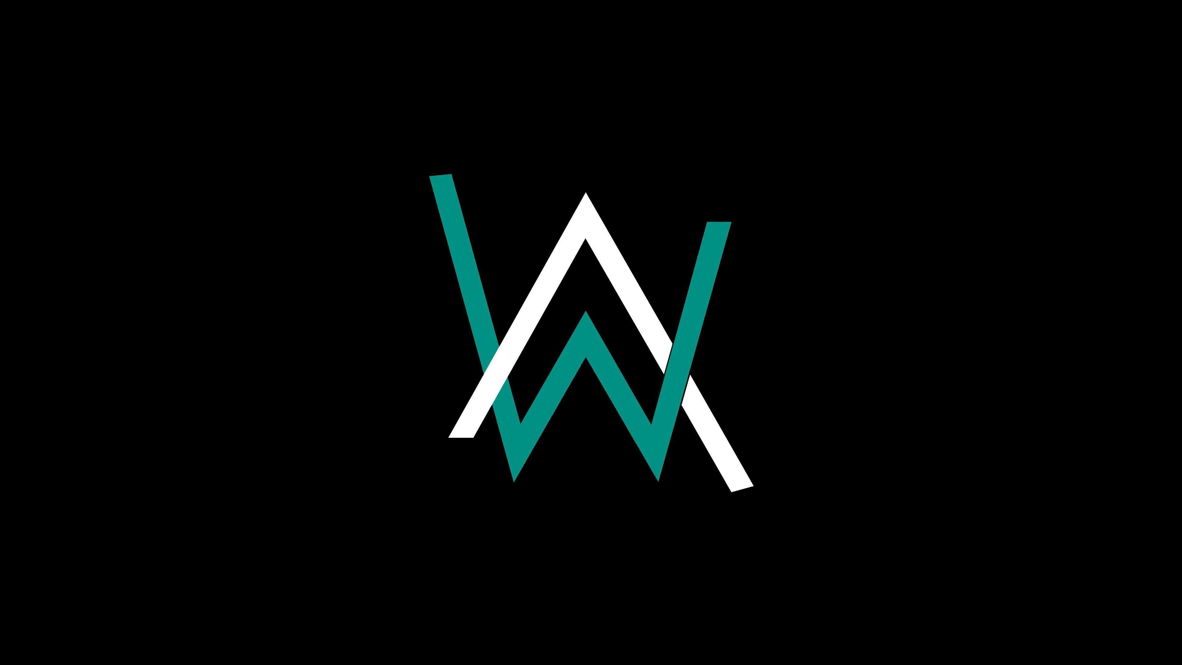 3840x2160 Alan Walker 4k Awesome Pic Walker Logo Alan Walker Walker Wallpaper