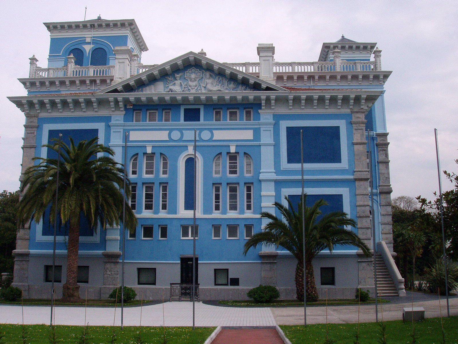 Casas de indianos en colombres asturias espa a spain casas de indianos en el c nt brico - Casa de asturias madrid ...