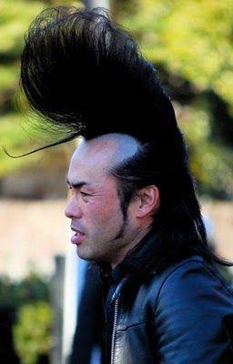 Funny Japanese 1 Hair Humor Haircut Fails Bad Hair