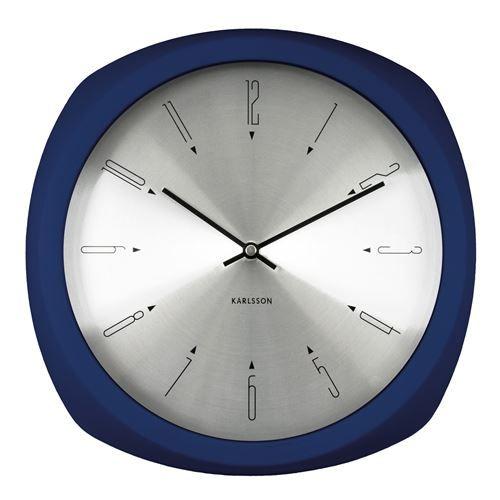 Karlsson Uhren karlsson aesthetic square wanduhr ø 30 5 cm jetzt bestellen unter