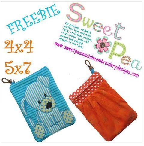 sweet pea stickdateien # 5