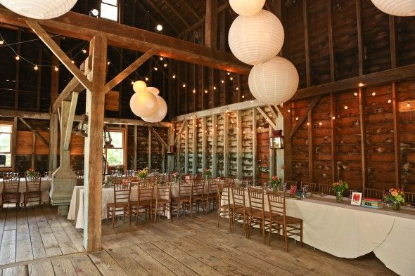 Hudson Valley NY Barn Wedding | New york wedding venues ...