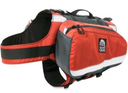 bcdf9e75b6aa Granite Gear Long Howl Dog Pack Zeus is not longer safe from my camping  dreams