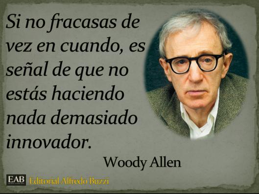 Woody Allen Frases Literarias Frases De Sentimientos Y