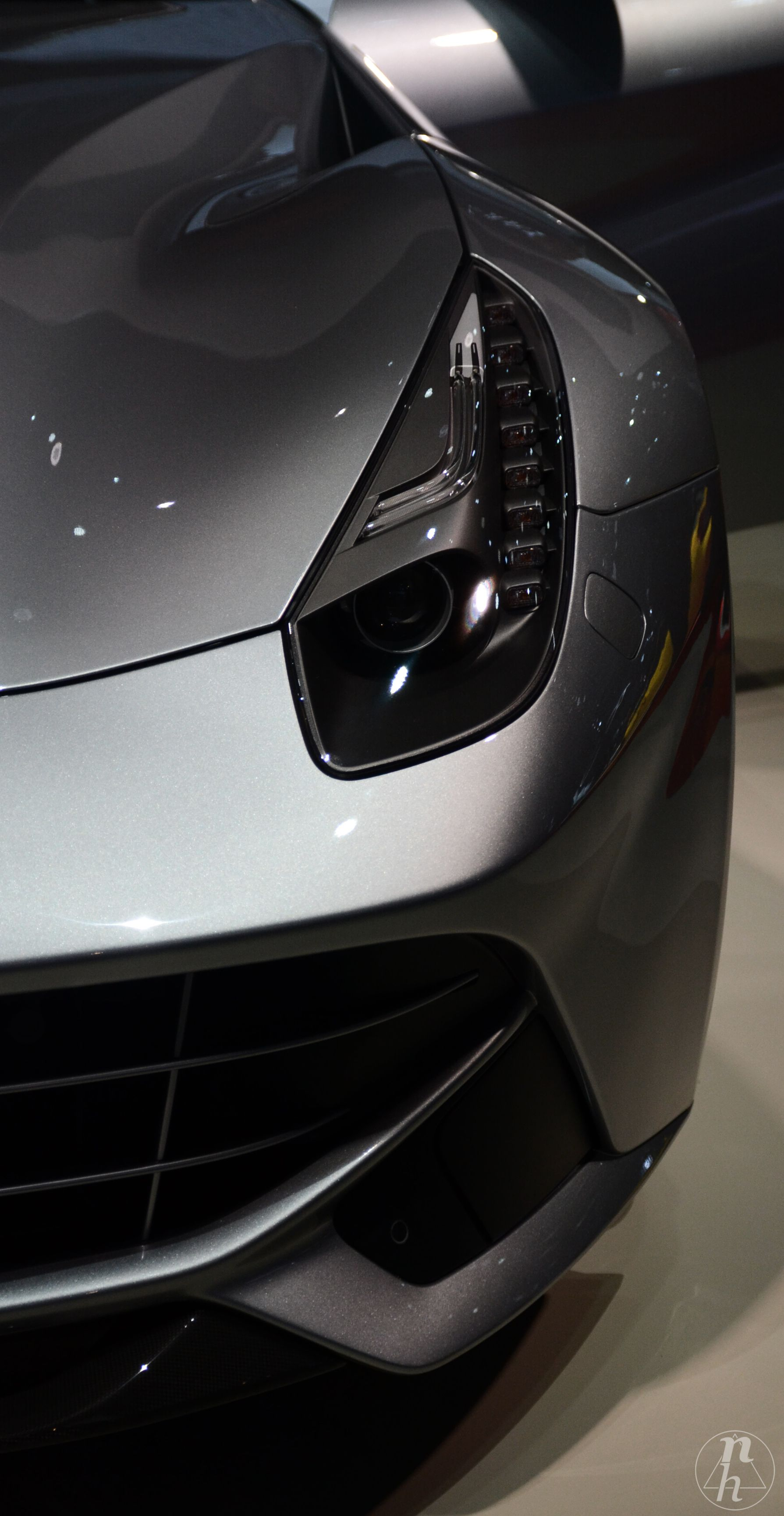 Paris Auto Show 2014 Super Luxury Cars Car Headlights Car Lights