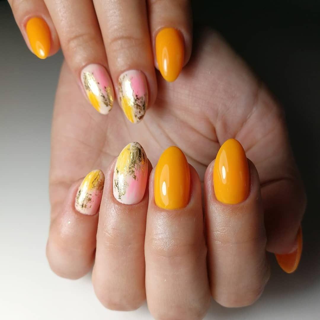 Hybryda manicure
