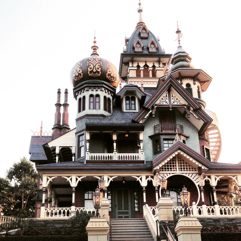 Mystic Manor, Hong Kong Disneyland