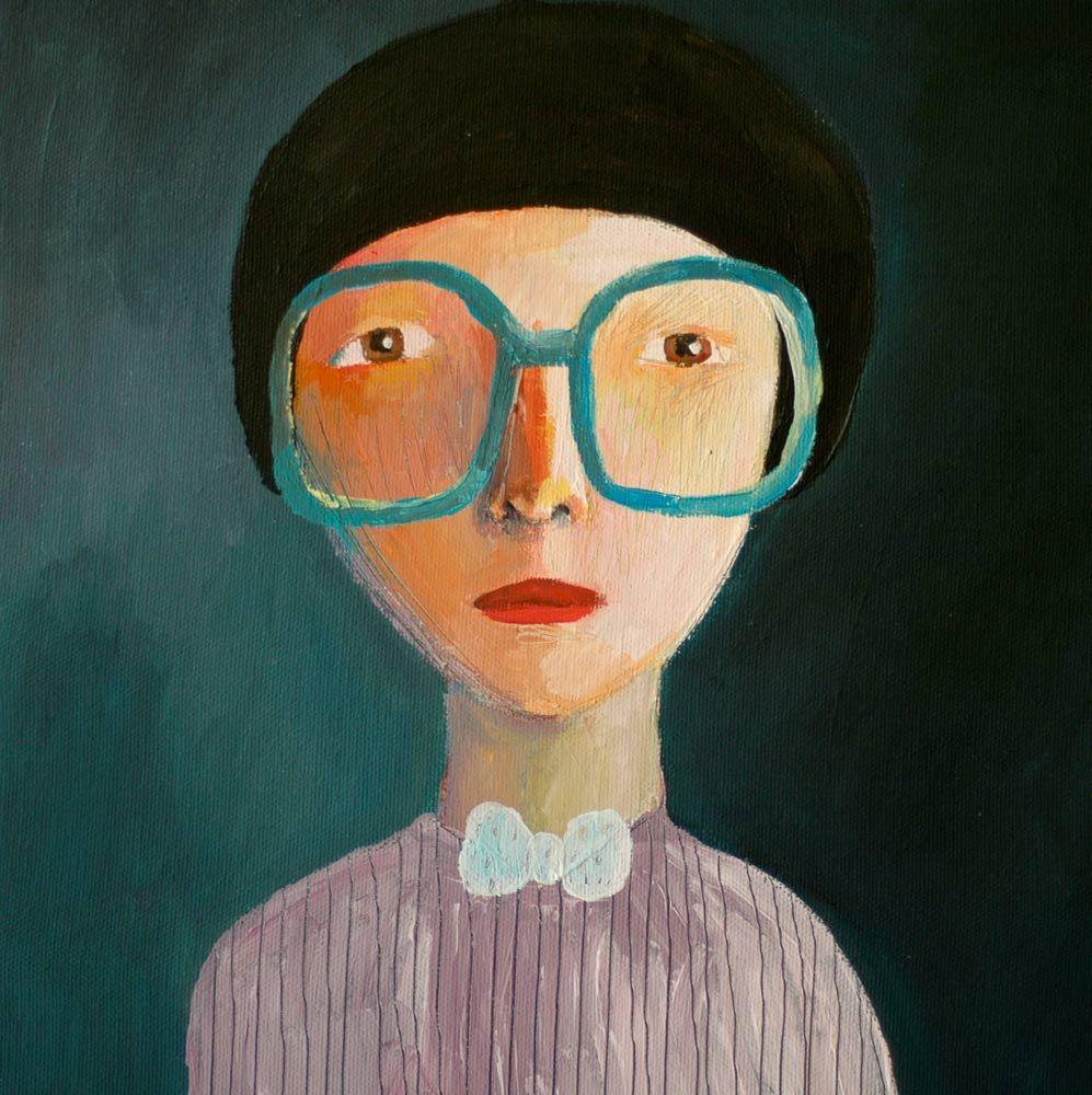 'portrait' Jenny Meilihove