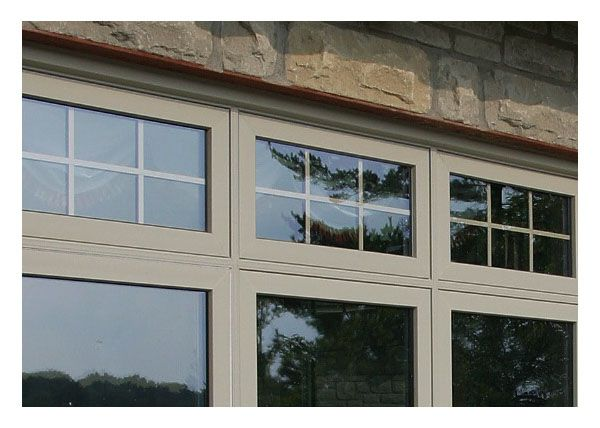 North Star Awning Window Over Picture And Casement Windows Casement Windows Window Awnings Windows Exterior