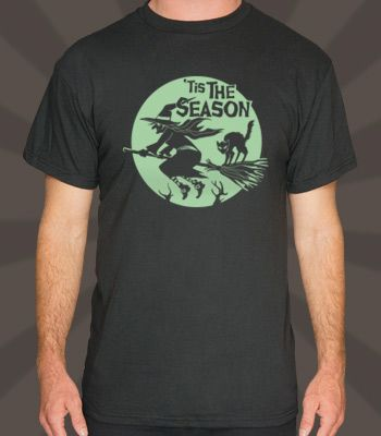 Tis the Season Witch T-Shirt
