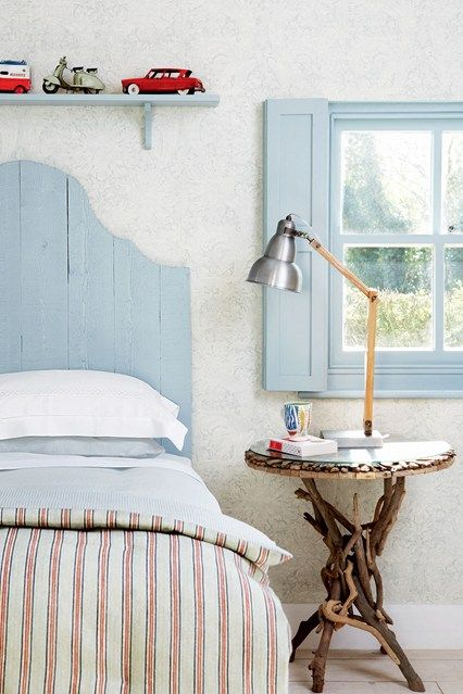 cool blue bedrooms pinterest bedroom decor, new england style