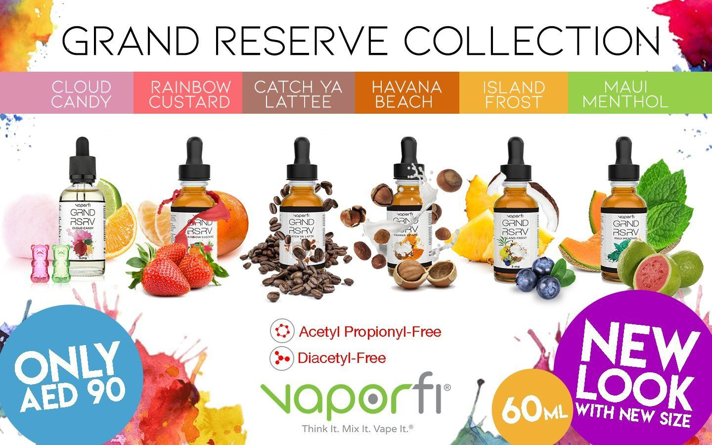 Did you know? VAPORFI is one of the popular e-liquid brands