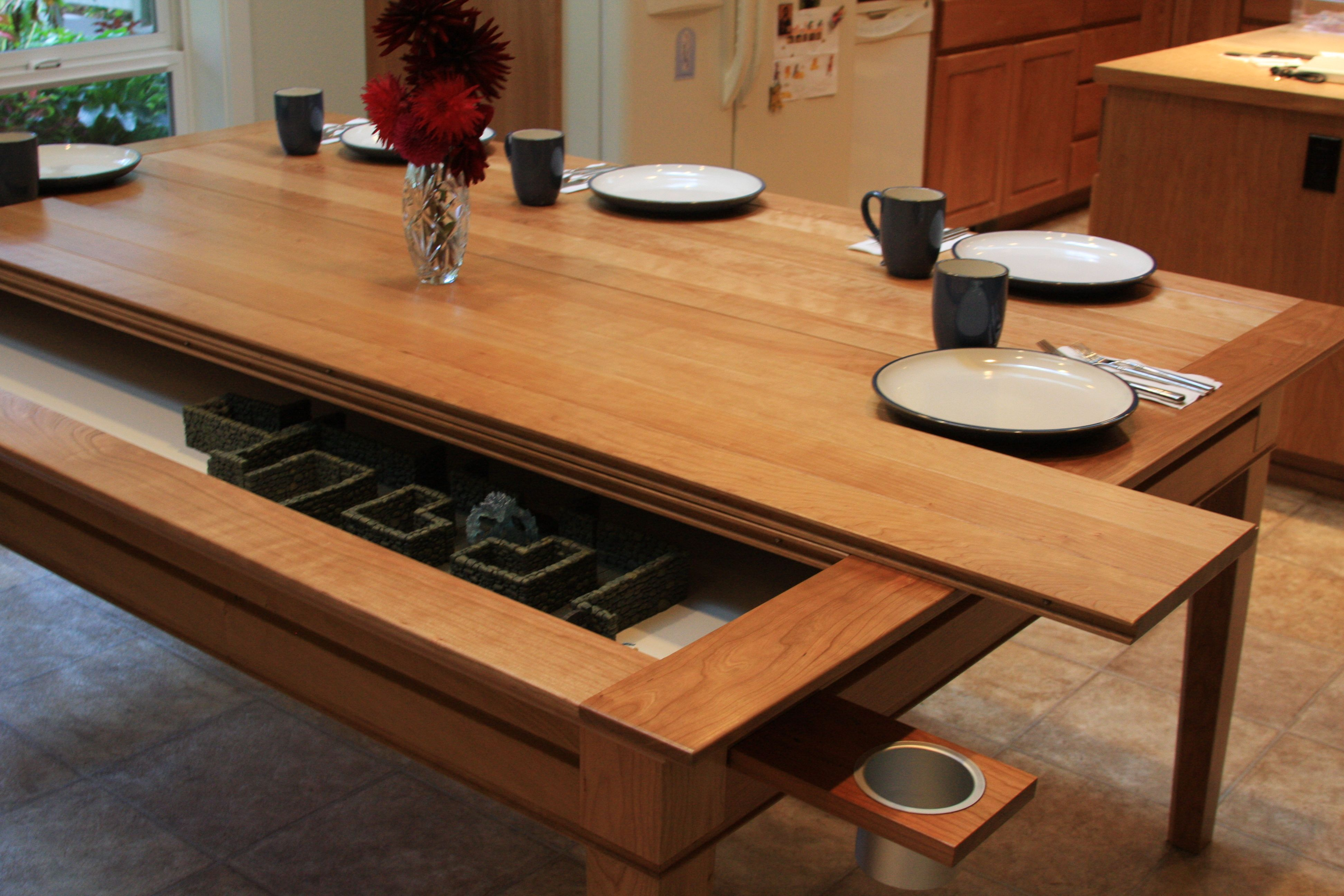 The Emissary Gaming And Dining Table 3k To 7k Handmade Hardwood