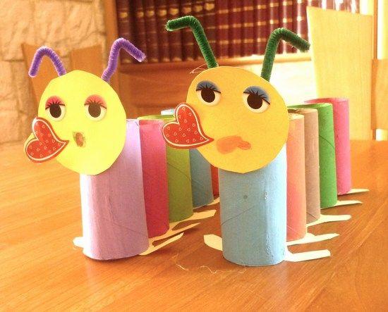 Super bricolage pour enfant avec pinte de lait | Travail collectif : c  YY34