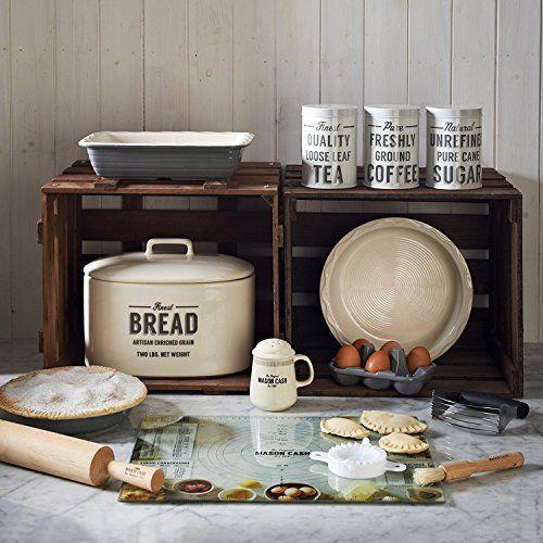 Mason Cash Bread Crock Marshmallowchef Mason Cash Baking Accessories Indoor Decor