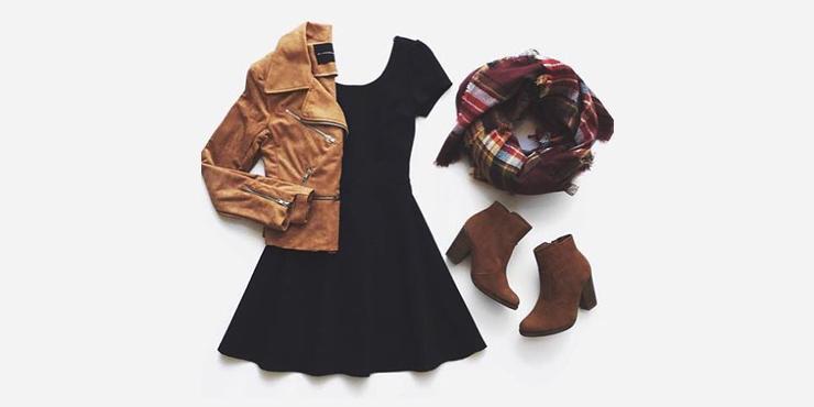 Outfits para ser la niña con más estilo de tu universidad