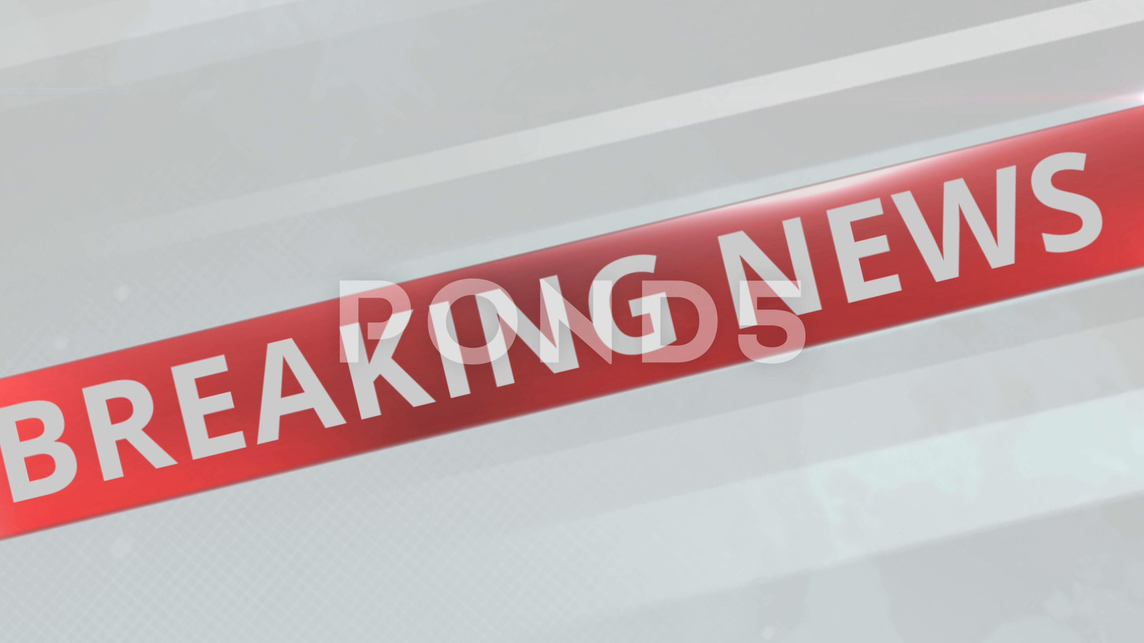 Breaking News Live Report Presentation Title For Television Media Background Stock Footagereport